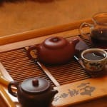 чай..
