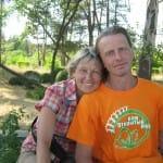 Серёжа и Лена