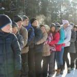 Зима в Сидоровке