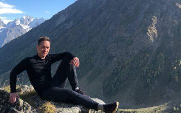 Иван Попов вожатый Нашего Открытого Мира