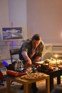 Чайная церемония на День Рождения для взрослых