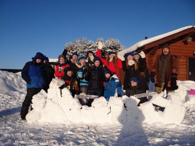 зимние программы для школьников и взрослых в Кирове